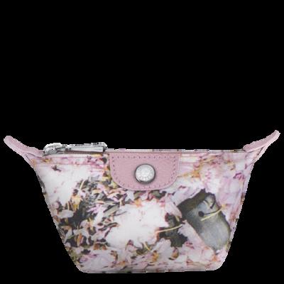 Le Pliage Bouquet porte-monnaie Longchamp Rose