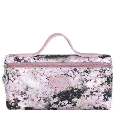 Le Pliage Longchamp Trousse de toilette Rose